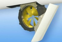 SIDE TUNNEL RETRACTABLE THRUSTER