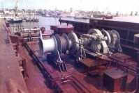 Combined anchor & mooring winch
