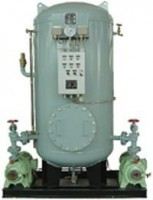 Combination pressure water tank