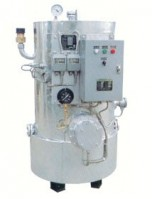 Electrical heating hot water tank