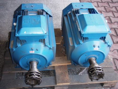 Electric motor m3aa 225 smb 4 nemo ship 39 s technical for Electric motor parts suppliers