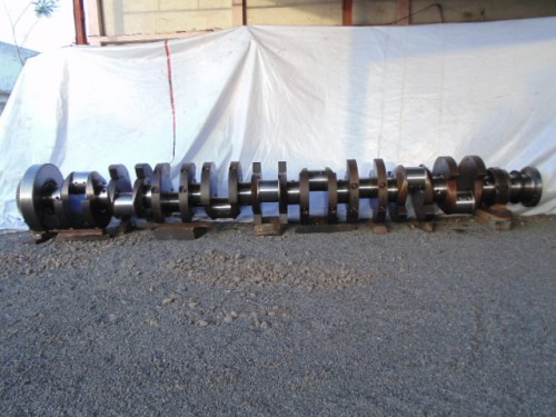 Compressor Crankshaft Manufacturers Companies In Mexico Mail: EQUIP FOR SHIP