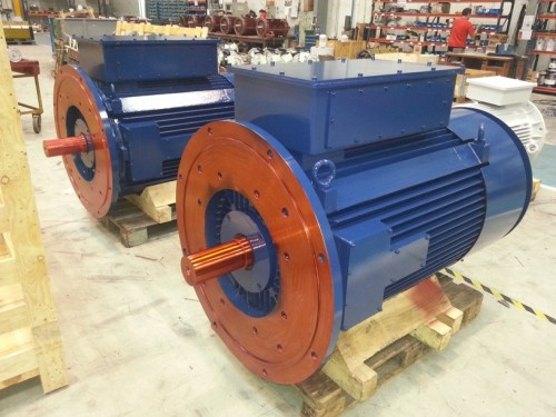 Marine Propulsion Electric Motors Obeki Electric Motors